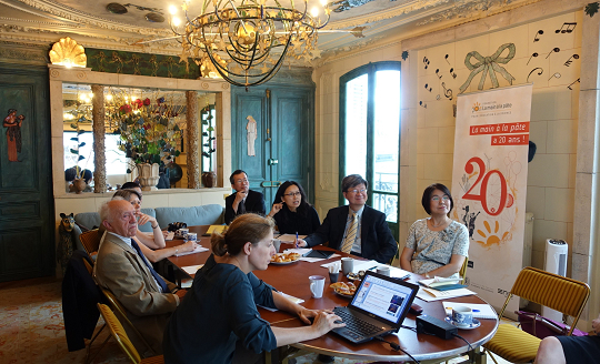 教育部長吳思華:法國非典型教育興起