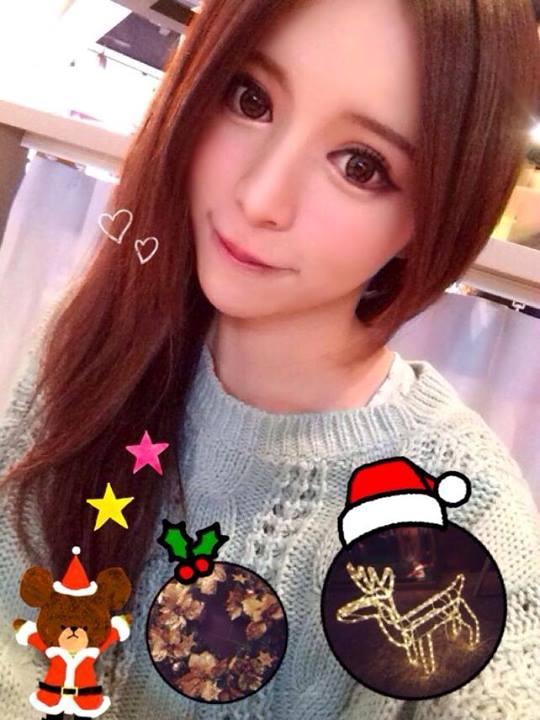 聖誕快樂~♥希望今晚大家都過的平安又幸福呦~