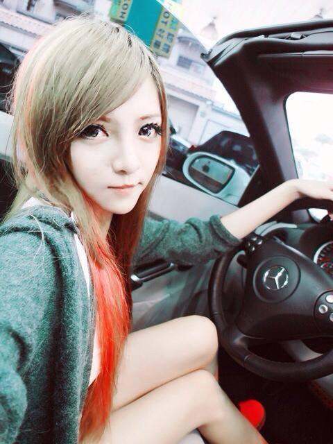 奶精 李玟儒:給我載嗎?