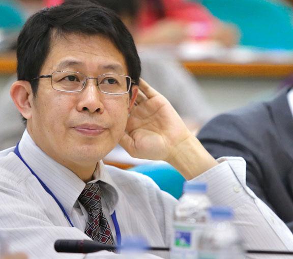 教育部長蔣偉寧演講:教育發展、福國利民(一)
