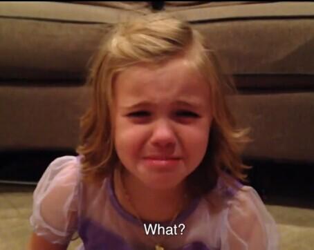 不要弟弟長大 五歲女童大哭萌翻網友