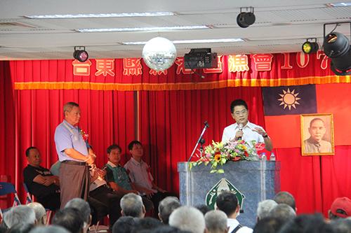 台東縣新港區漁會舉辦107年漁民節慶祝大會