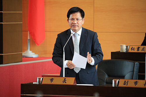 台中市追加預算94億前瞻計畫達44億