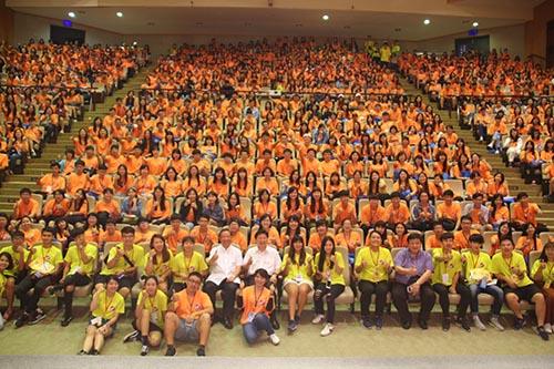 2018年暑期國家青年菁英領袖營舉行結業式