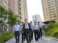 內政部長徐國勇訪視林口選手村社會住宅