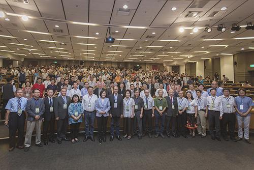 總統蔡英文出席有機農業論壇:有機為新農業重點