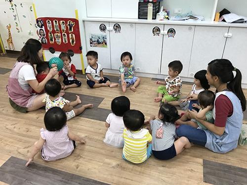 台中市托育一條龍鼓勵生育 幼兒人口成長