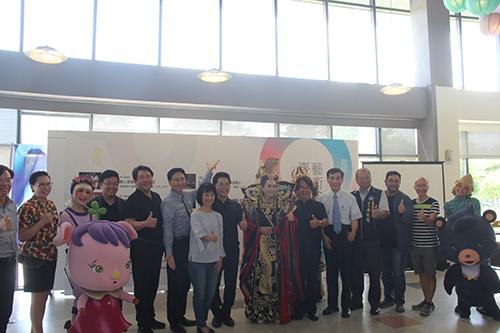 2018台東藝術節 9月開鑼6檔節目精彩可期