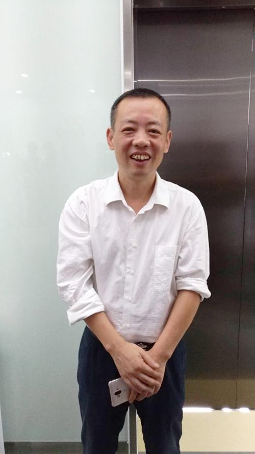 中國聯通東南研究院院長姚小波(張汶寧攝)