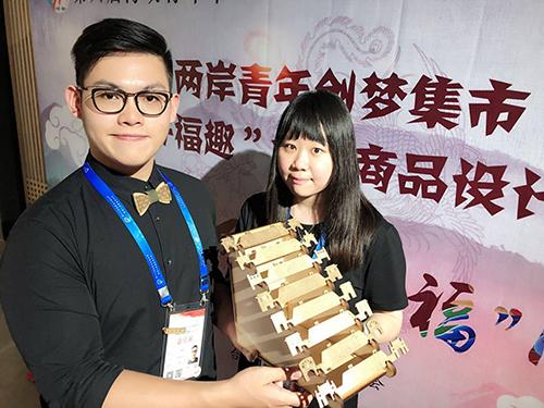得獎學生(王雅芬攝)