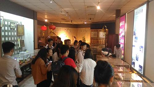 越南國際生認識台灣生命禮俗