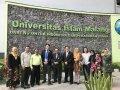 教育新南向穩健向前 屏大與印尼5所伊斯蘭大學簽訂MOU