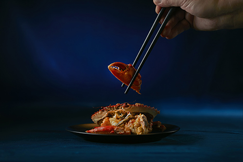 主廚私房海鮮宴形象照