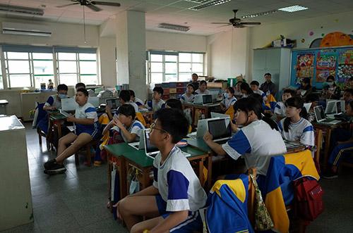台中市國中小全面裝冷氣 8月底核定補助近60校