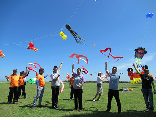 「2018新竹市國際風箏節」9月8日登場