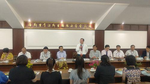 配合政府南向政策 台教大系統赴馬來西亞獨中招生