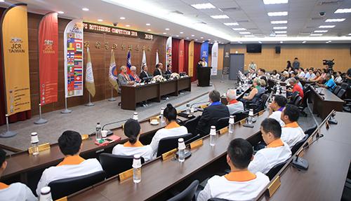 首次在亞洲城市舉辦 世界年輕廚師菁英賽基隆登場