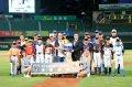 統一獅棒球隊回饋台南市 助市府推廣不遺餘力