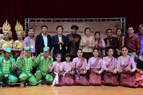 屏東大學:泰國RMUTI互訪 南向政策重要交流