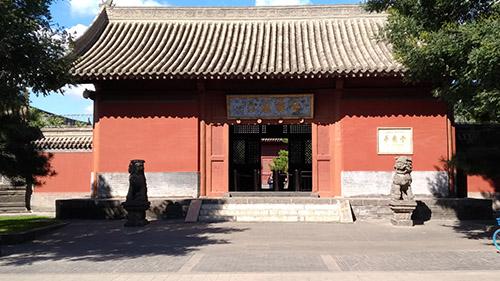 華嚴寺(張汶寧攝)