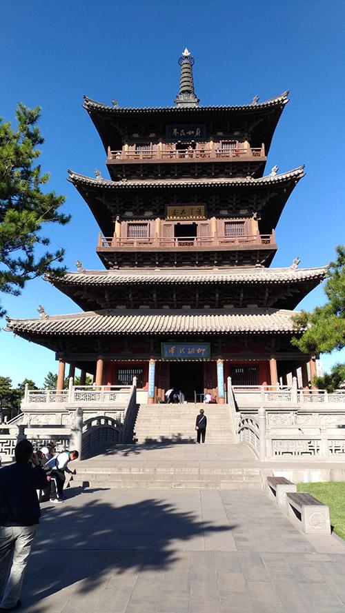 華嚴寶塔(張汶寧攝)