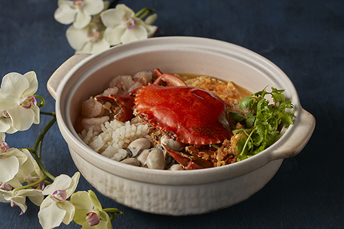 紅蟳海鮮西魯肉