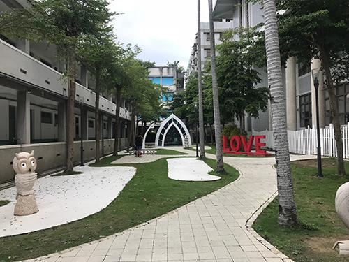 台中霧峰友善城鄉環境 北峰公園綠美化