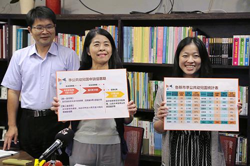 教育部:準公共幼兒園首波加入200園