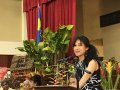 行政院發言人Kolas受邀帛琉演說 史上首例
