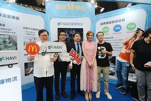 桃園食安嘉年華開幕 市長鄭文燦:歡迎大家來體驗