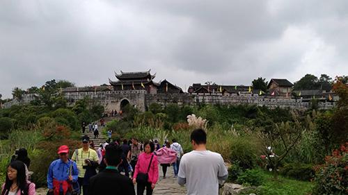 小城牆(張汶寧攝)