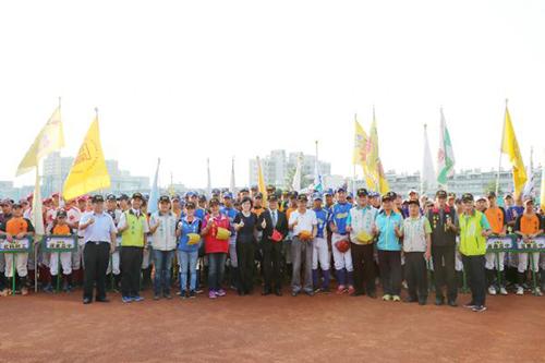 2018台南市巨人盃全國青棒錦標賽熱血開戰