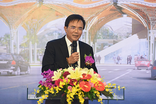 台鐵花蓮新站正式啟用 代理縣長蔡碧仲歡迎遊客到訪
