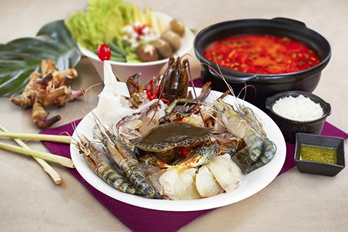 SUKHOTHAI【極鼎御饗】泰式珍饌海鮮鍋