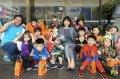 中華開發金控萬聖節溫馨開放,採購唐寶寶愛心餅乾接待幼童