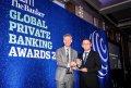 台新銀自英國抱二座「最佳私人銀行獎」