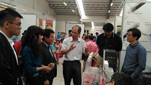 屏東縣舉辦地方型SBIR成果展暨記者會