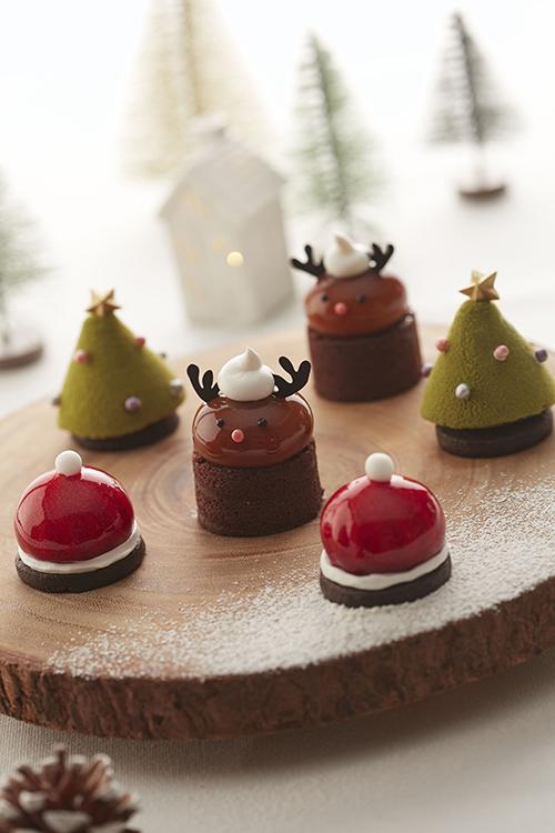 麗【繽紛耶誕禮讚】耶誕甜點