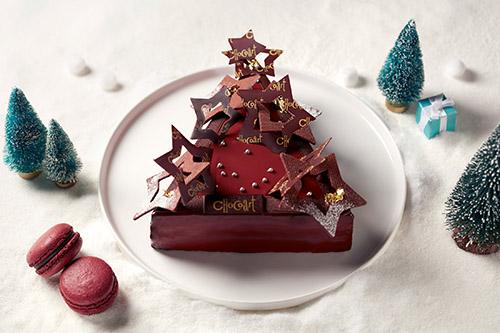 耶誕節巧克光廊限定商品【星願之夜】