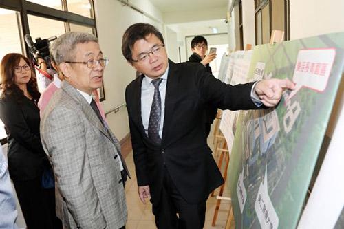 台南市仁愛之家轉型樂活長青園區 預計年底完工