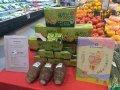 吃在地食當季 台中大安葱、大安溪芋頭進軍楓康超市