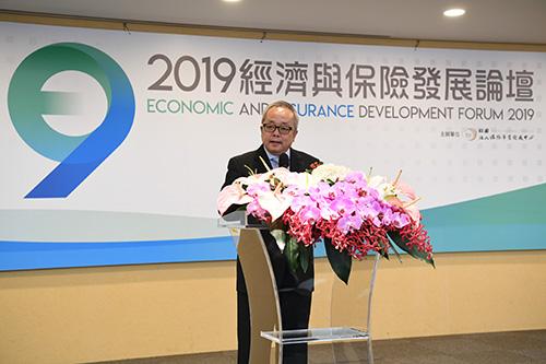 行政院:發揮金融力量 帶動整體經濟創新及轉型