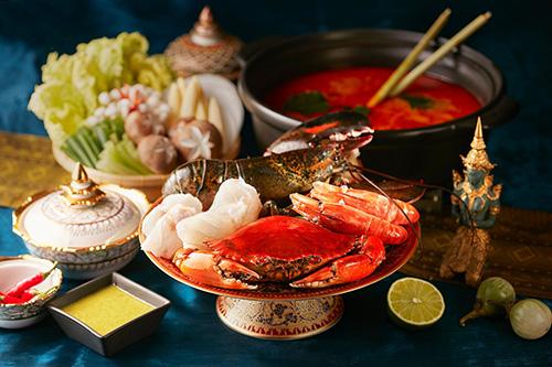 泰式珍饌海鮮鍋