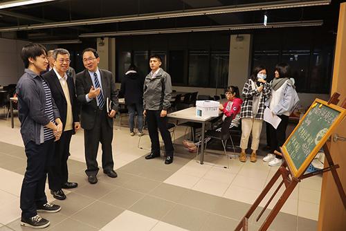 副總統陳建仁:期勉馬偕醫學院培育更多優良醫護人員