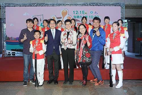 2018台灣囝仔,讚!影片製播,持續提供學童舞台