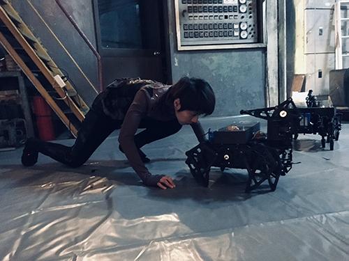 2018卡夫卡原型計畫 《虫》舞蹈x科技x特定空間演出