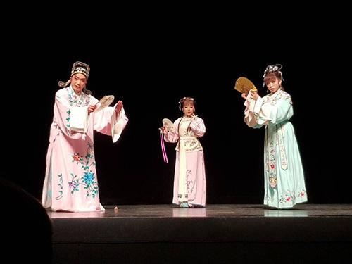 榮興客家採茶劇團 週日午後文化饗宴