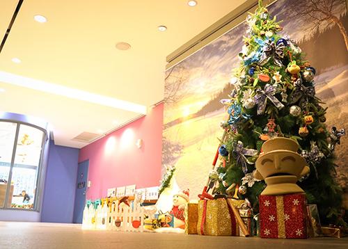 全台唯一考古耶誕樹現身十三行 拍照抽免費玩整年