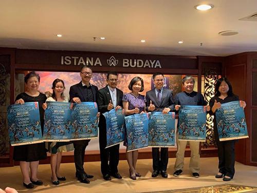 雲門《關於島嶼》 2019年馬來西亞文化宮 亞洲首演