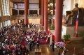國父紀念館正廳25日舉辦聖誕音樂會